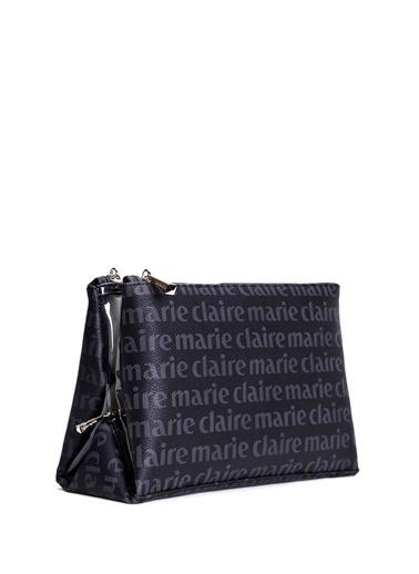 Marie Claire Makyaj Çantası Siyah